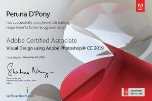 Sample Adobe Certification