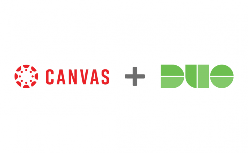 Canvas LMS + Duo MFA