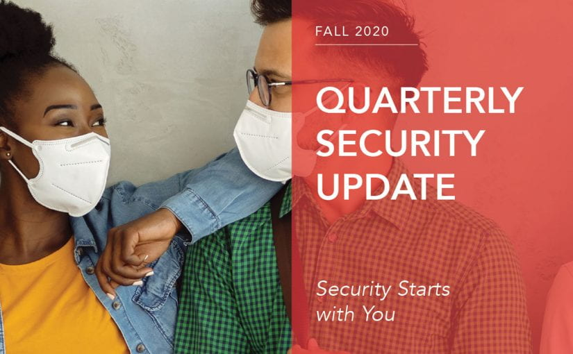 The OIT Fall 2020 Security Report