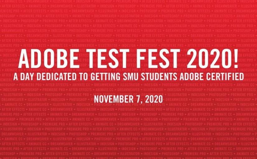 Adobe Test Fest 2020