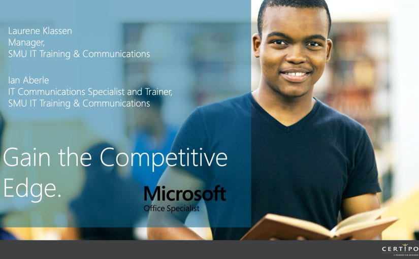 Adobe & Microsoft Certifications at SMU: An Overview