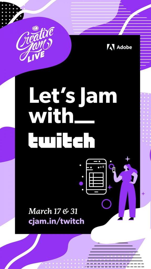 Adobe Creative Jam 2021