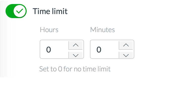 Canvas LMS Time Limits for Quizzes