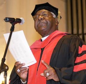 Rev. James Lyles