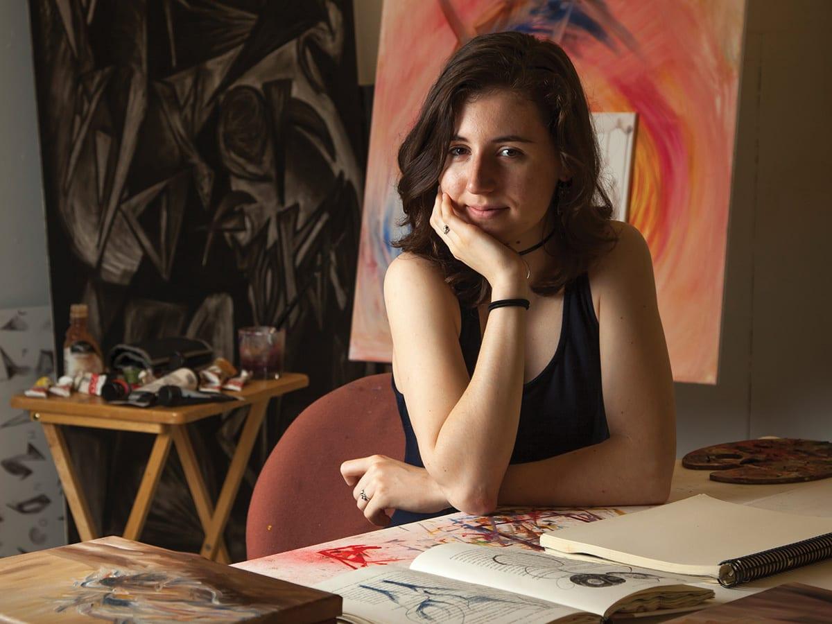 SMU Art Student Stories