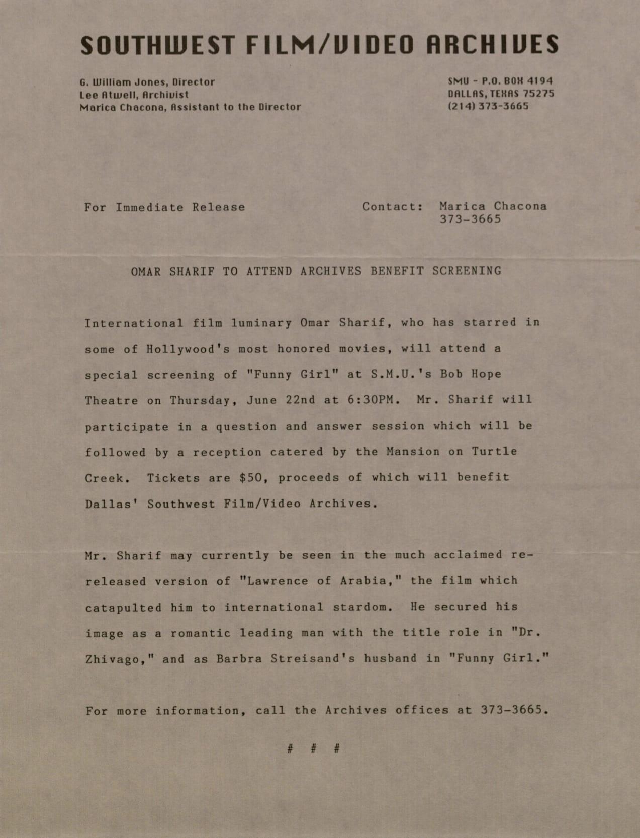 omar sharif archival docs1