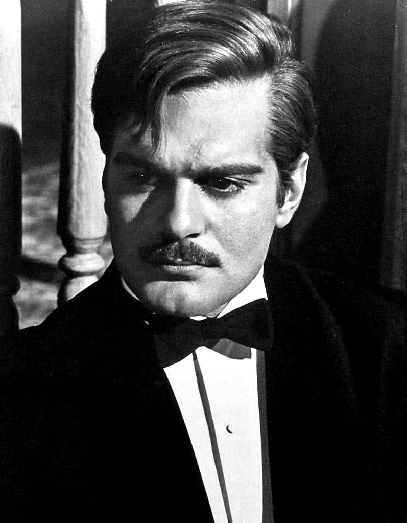 The late Omar Sharif's time in Dallas