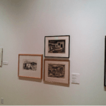 Prints in the Harwood Museum of Art