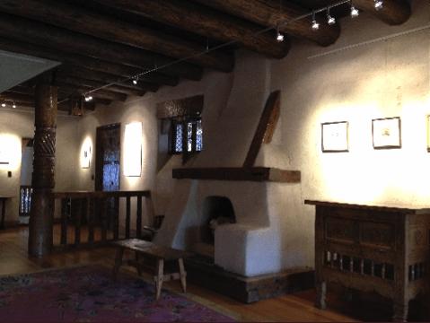 Taos Art Museum at Fechin House