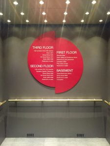 Elevator directory