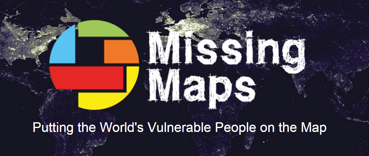 Missing Maps: Humanitarian mapping event on November 17
