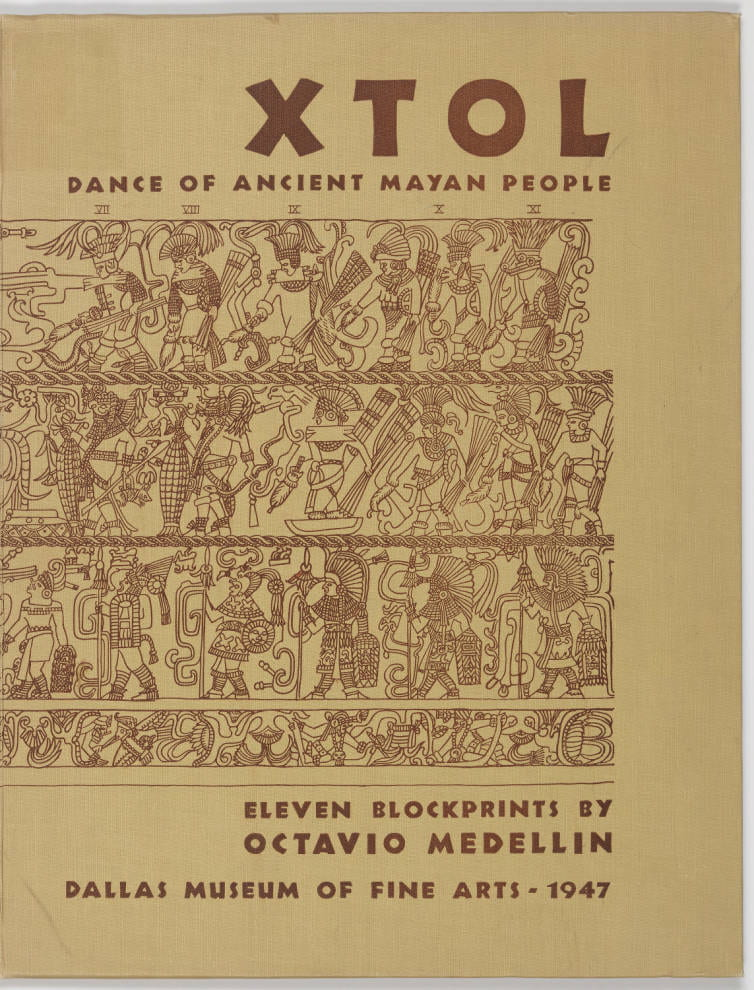 Xtol: Dance of the Ancient Mayan People by Octavio Medellin