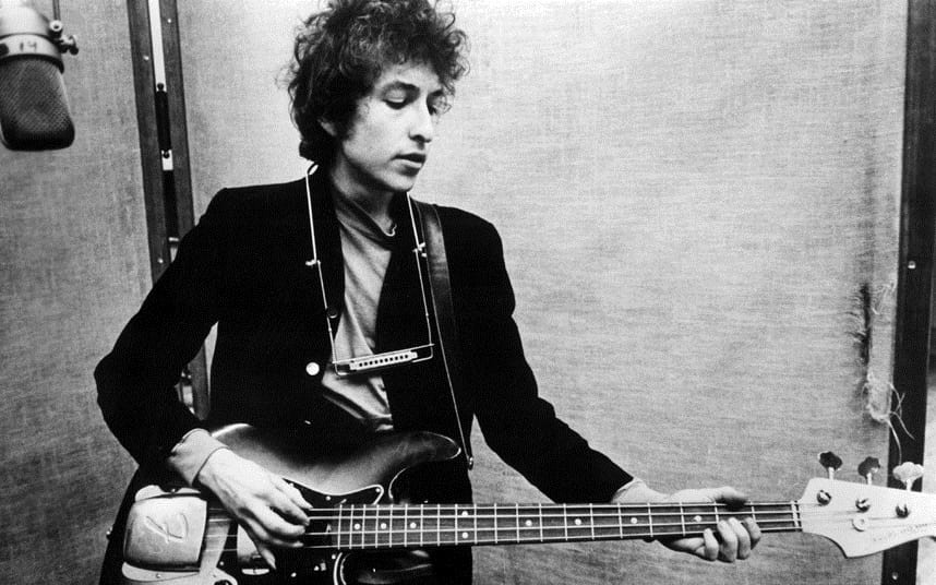 Bob Dylan Awarded Nobel Prize in Literature