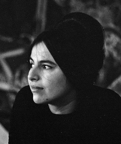 Eva Hesse photograph