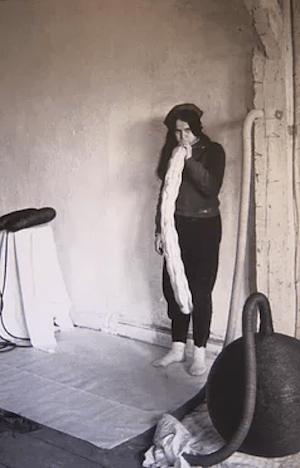 Hawn Gallery's Piecing It Together and Eva Hesse