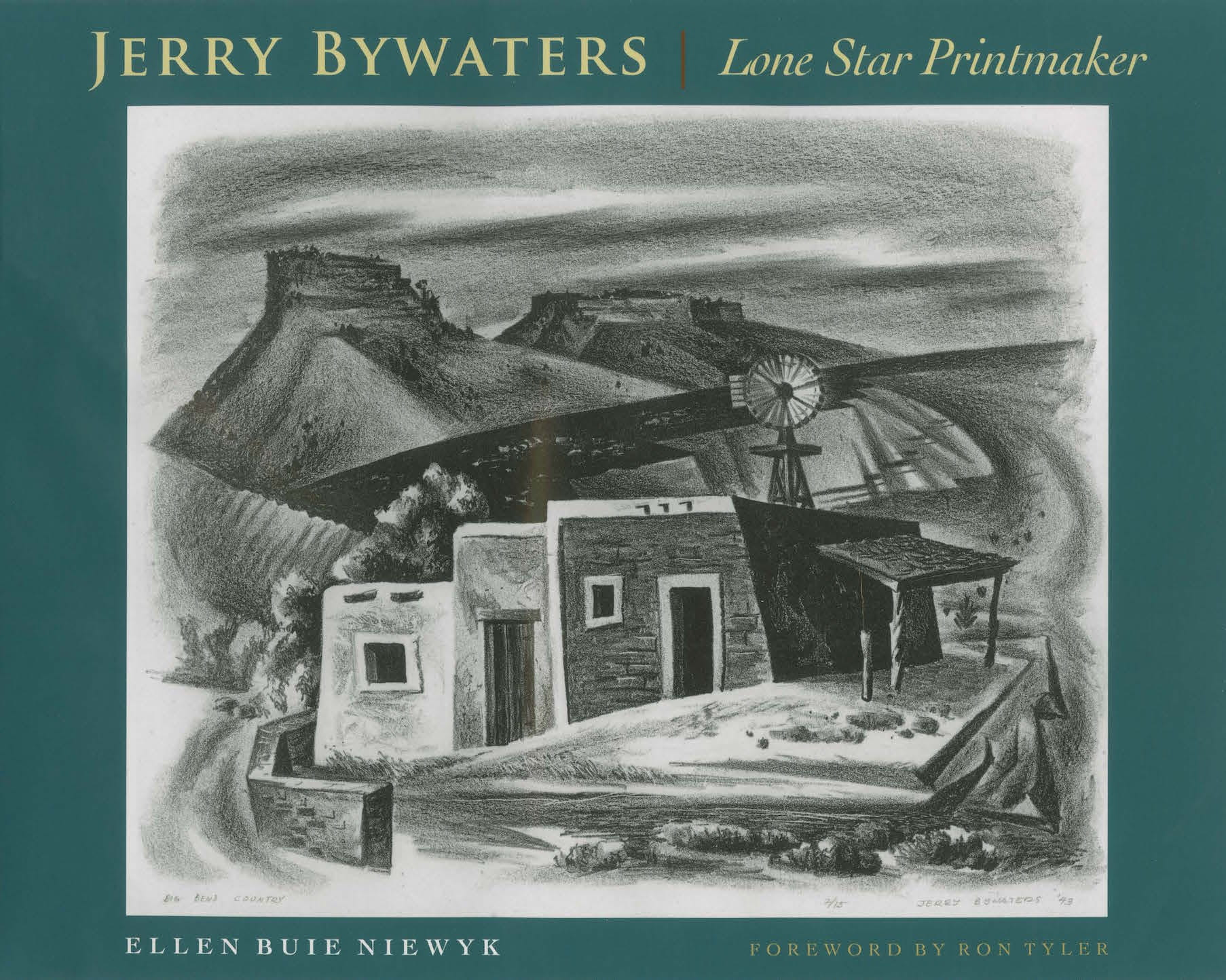 Jerry Bywaters: Lone Star Printmaker now in SMU Scholar