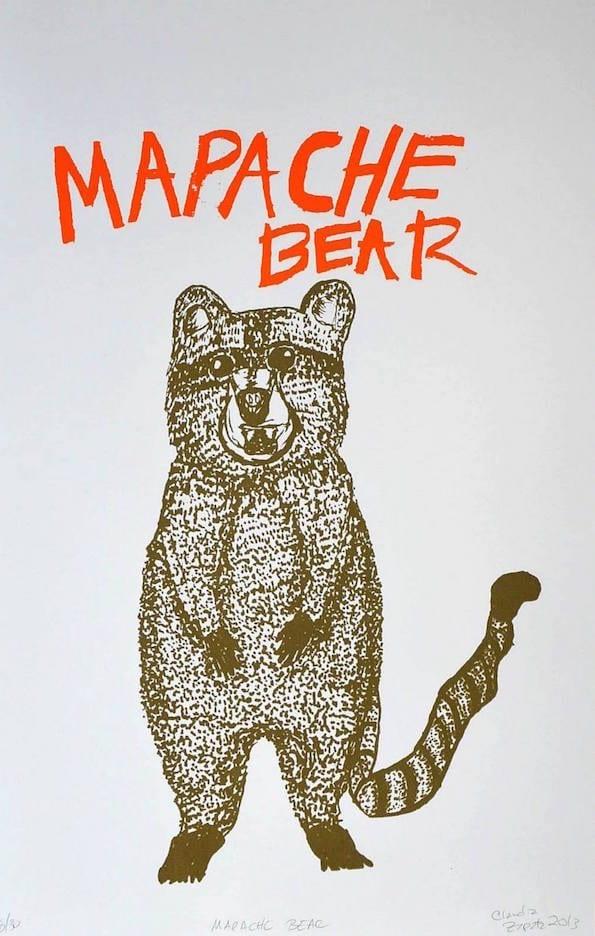 Mapache Bear