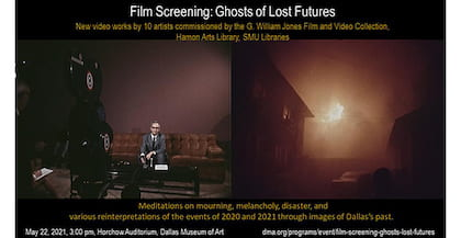 Ghosts of Lost Futures video still