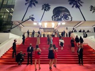 Grand Theatre Lumiere red carpet