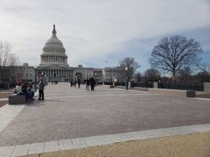 Exterior of Capitol Building