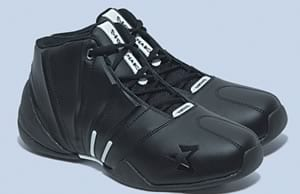 Basketball Shoe Developed by SMU Alum