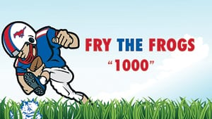 Young Alumni Cook Up Fry The Frogs Video – SMU Magazine