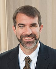 Joshua R. Rovner, the new John Goodwin Tower Distinguished Chair in International Politics and National Security