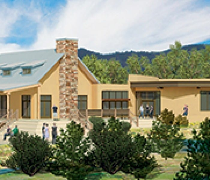 Millers' Gift Supports New Campus Center At SMU-in-Taos