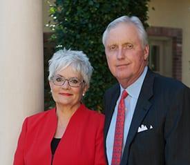 Carolyn and David Miller '72