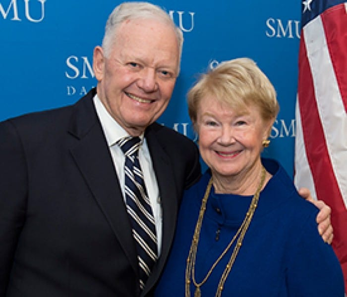 Hunts Fund New SMU Legal Center For Victims Of Crimes Against Women