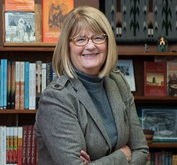 SMU History Professor Sherry L. Smith's award-winning research examines perceptions that have shaped national policy regarding Native Americans.