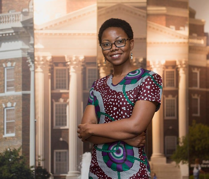 Mustang Minute: NoViolet Bulawayo '07 Returns To Hilltop As Common Reading Author