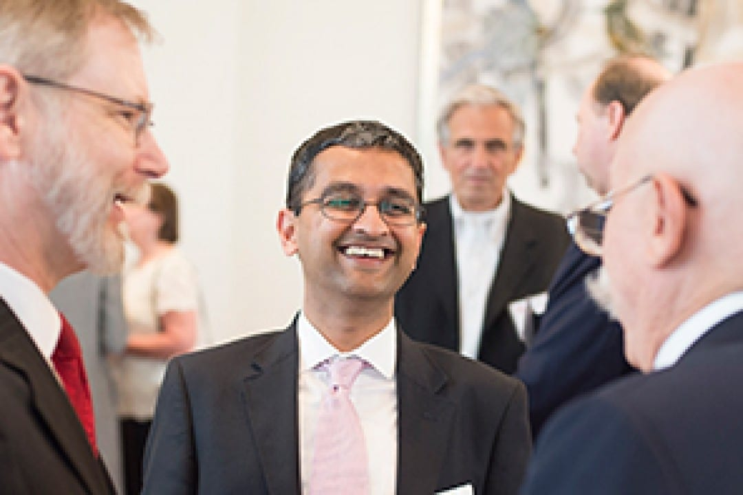 Dinesh Rajan Named Cecil And Ida Green Endowed Professor Of Engineering