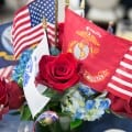 SMU Honors Military Veterans With Luncheon And Pinning
