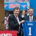 SMU Taps Chad Morris As New Head Football Coach
