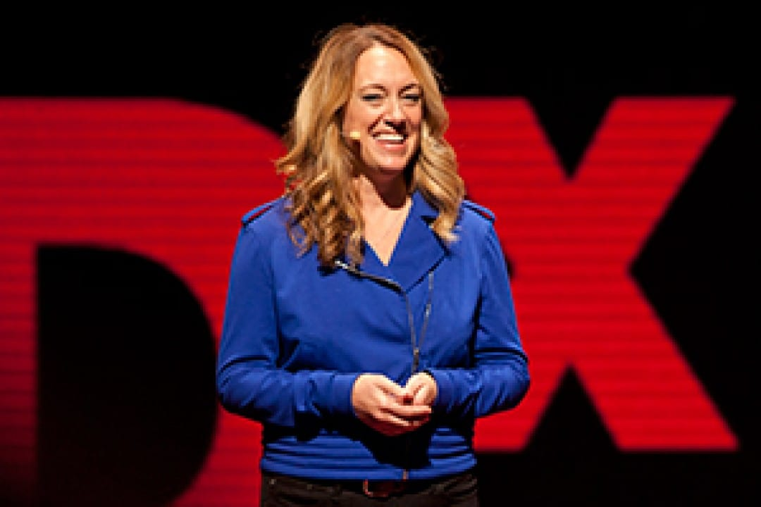 Kelly Stoetzel '91 And Her Mission To Share 'Ideas Worth Spreading'