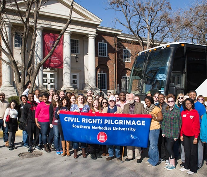 SMU Alumni Remember 1965 Civil Rights March As 2015 Trip Heads To Selma