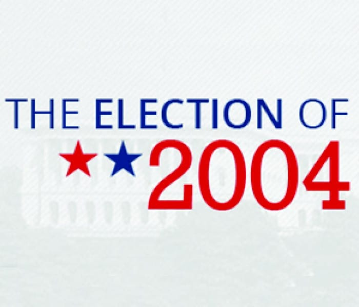 Center For Presidential History At SMU Explores The Election Of 2004