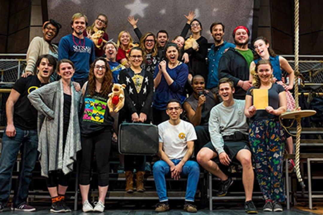 News From Meadows: SMU Alum Molly Beach Murphy '09 Helms 'The Sparrow'