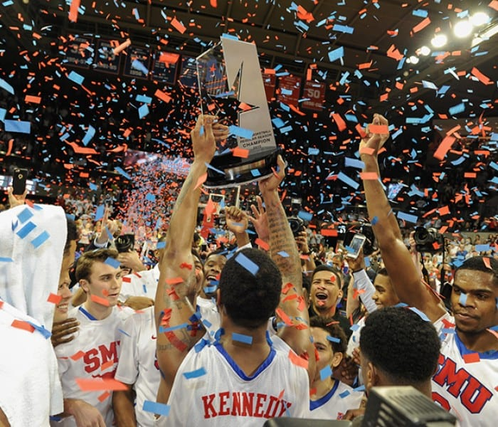 #GoinDancing: Mustangs To Play UCLA In NCAA Tournament March 19