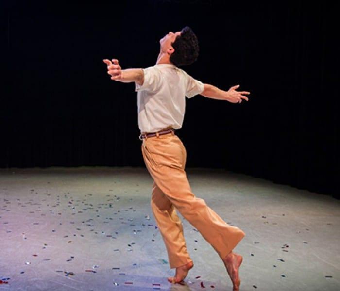SMU Alum Joshua Peugh '06 Creates New Work For Meadows Spring Dance Concert