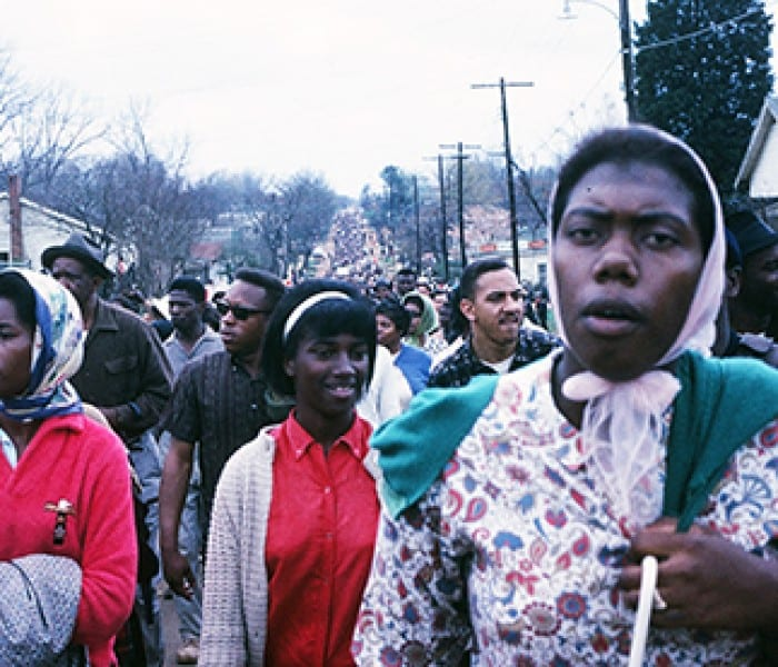 SMU Alumnus Shares His Never-Published Photos Of The Selma-to-Montgomery March In 1965