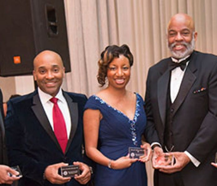 Black Alumni Of SMU Honor History Makers, Outstanding Students