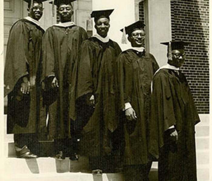 Bridwell Library Exhibit Highlights First Five African Americans To Graduate From SMU