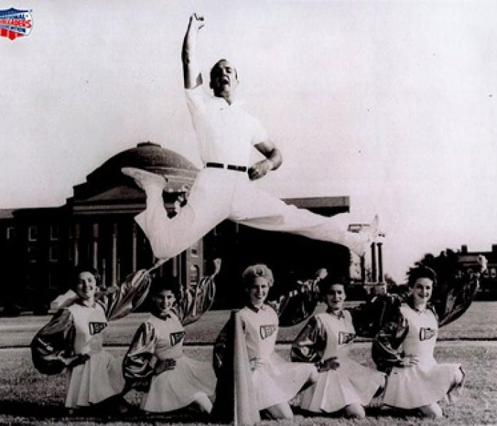 Remembering 'Father Of Modern Cheerleading' SMU Alumnus Lawrence Herkimer '48
