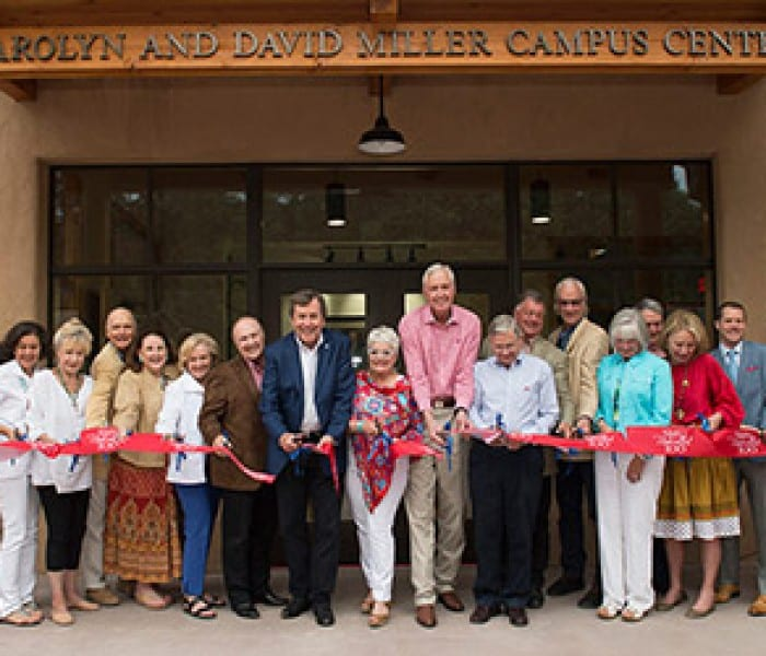Miller Campus Center: New Community Gathering Place At SMU-in-Taos