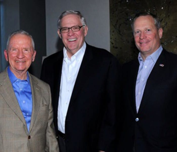 SMU Dedman Law Scholarships Endowed In Honor Of Thomas W. Luce, III By Sarah And Ross Perot, Jr.