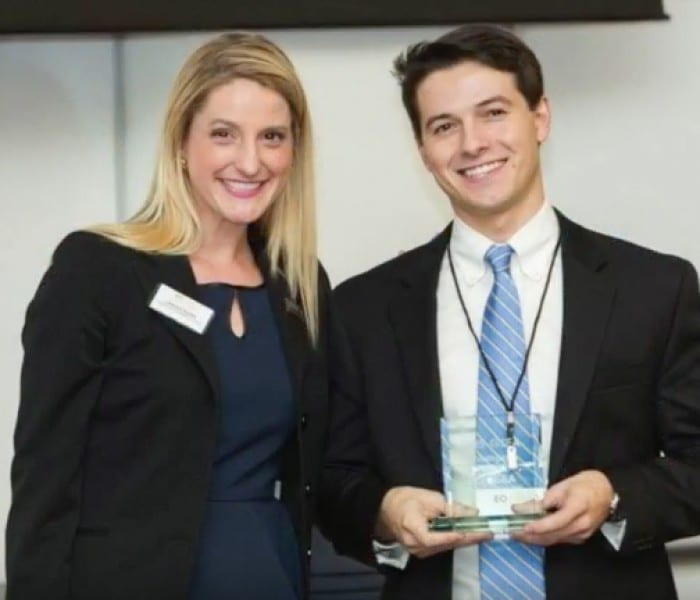 Congratulations! SMU's Eddie Allegra '16 And BioLum Team