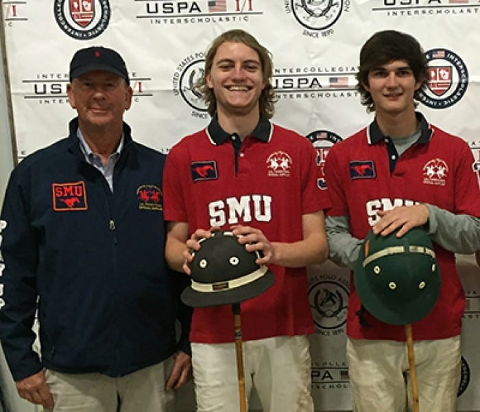 SMU Polo Teams Riding High In Club Sports