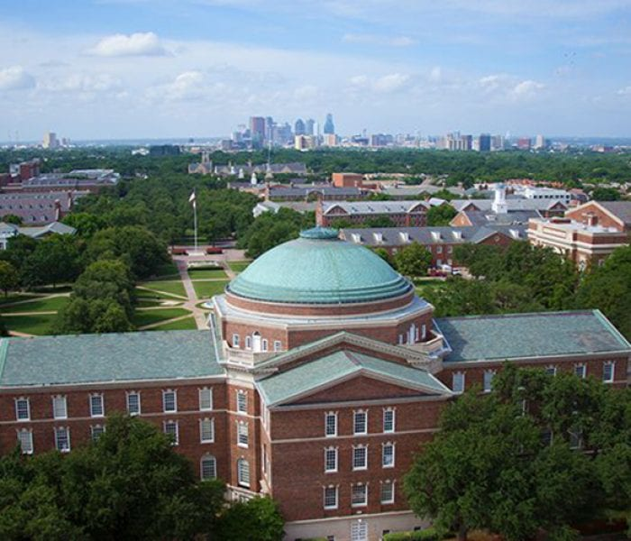 SMU's $1.5 Billion Campaign Forever Enhances Teaching And Learning